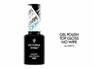 GEL POLISH TOP NO WIPE GLOSS 15ml