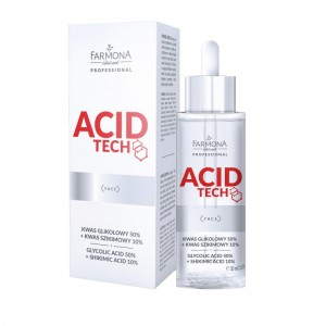 FARMONA ACID TECH kwas glikolowy 50% + szikimowy 10% 30ml