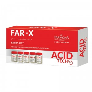 FARMONA FAR-X Aktywny koncentrat mocno liftingujący - Professional care 5x5ml