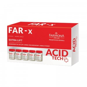 FARMONA FAR-X Aktywny koncentrat mocno liftingujący - home use 5x5ml